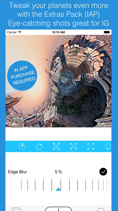 Screenshot for Tiny Planet Photos and Video in Pakistan App Store