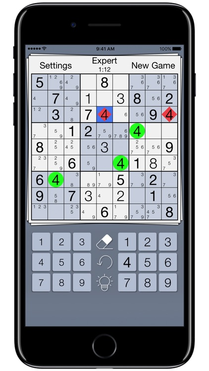 Premium Sudoku Cards screenshot-1