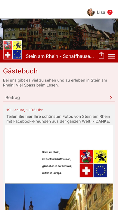 点击获取Stein am Rhein - Switzerland
