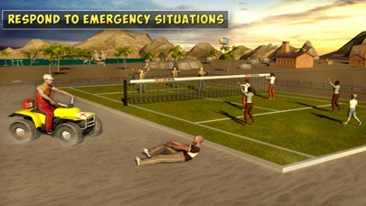 Summer Coast Guard 3D: Jet Ski Rescue Simulator app image