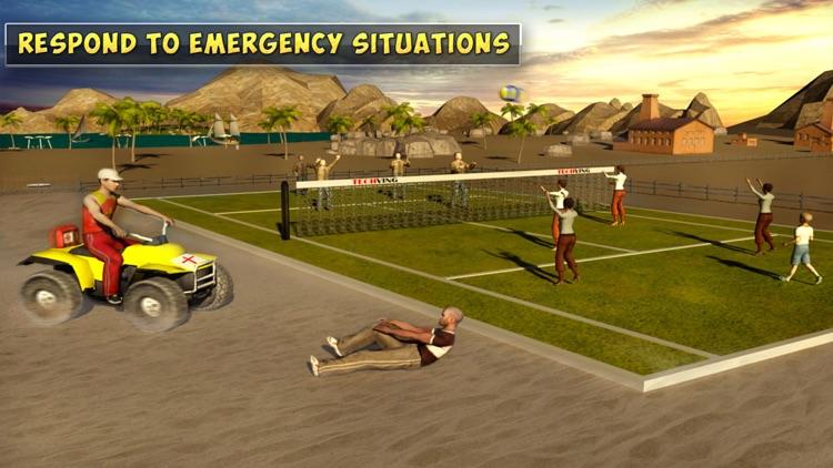 Summer Coast Guard 3D: Jet Ski Rescue Simulator app image