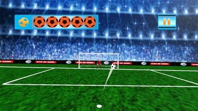 Goal Keeper Football Penalty screenshot 2