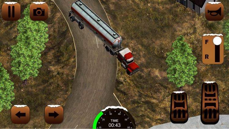 Heavy Truck Simulator 3D Games