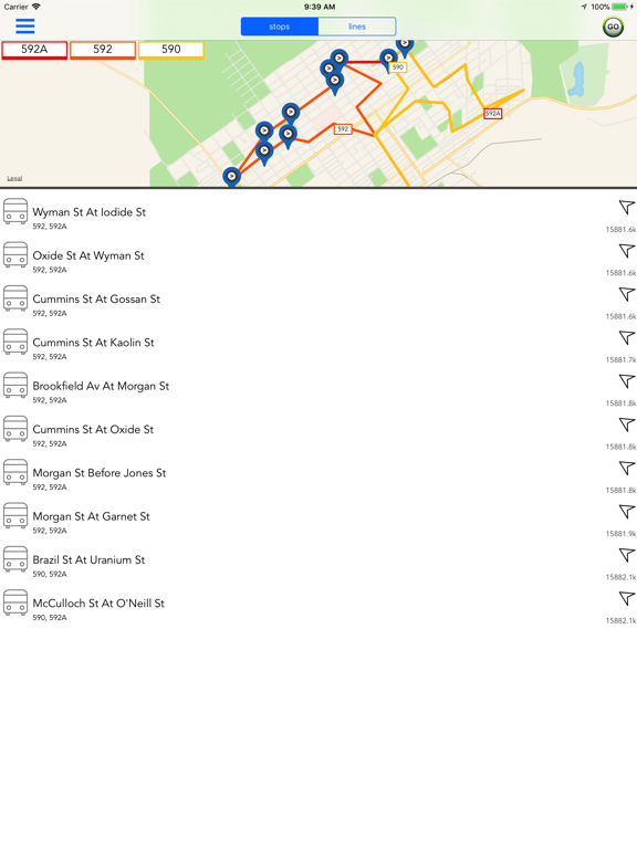 Milan Transport Guide screenshot 8