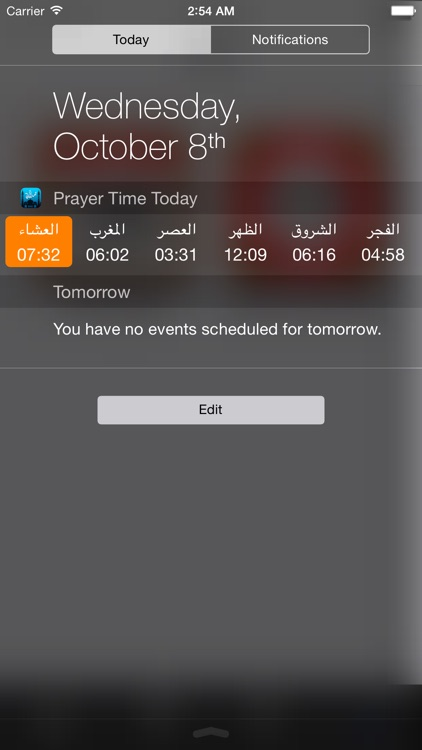 Prayer Time Pro(مواقيت الصلاة) screenshot-2