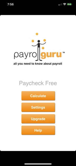 paycheckfree on the app store