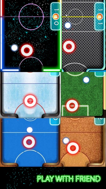 Air Hockey HD - 2 Player screenshot-2