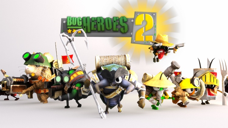 Bug Heroes 2 screenshot-4
