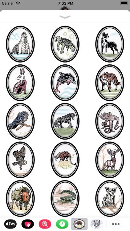 Fauna by Sean Martorana
