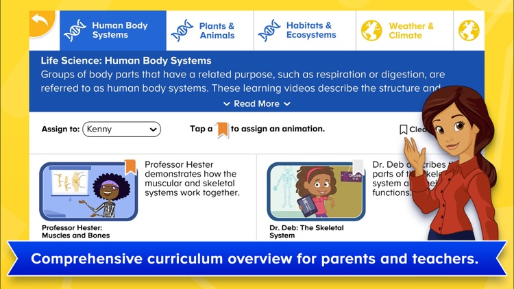 ABCmouse Science Animations screenshot-3