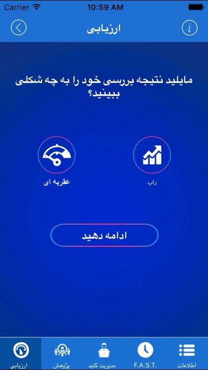 Stroke RiskoMeter Lite - Farsi
