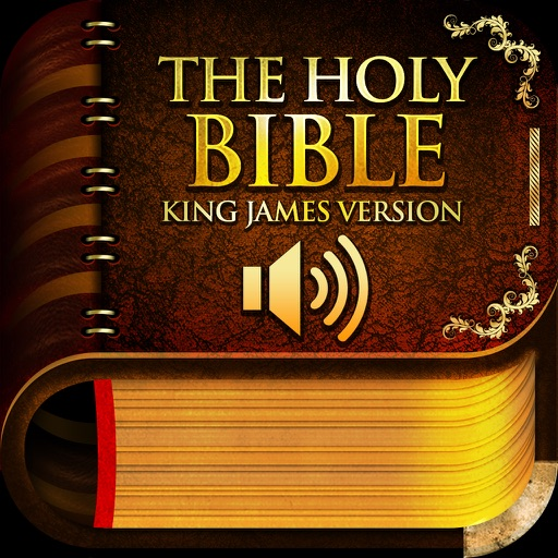The Holy Bible Audio and Book