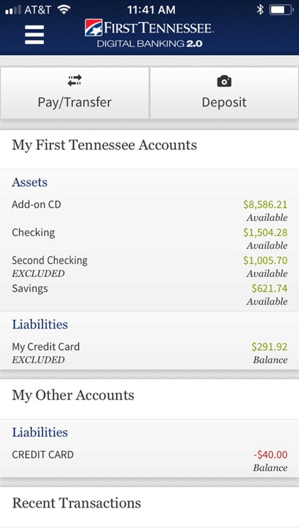 First Tennessee Mobile Banking