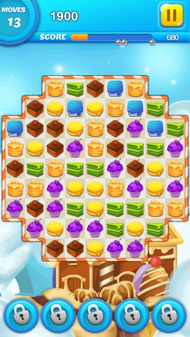 Yummy Cookie Mania screenshot four