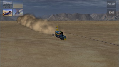 Bloodhound SSC screenshot1