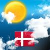 Weerbericht voor Denemarken