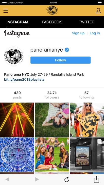 Panorama Festival 2018 screenshot-4
