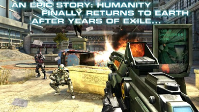 Screenshot for N.O.V.A. 3: Premium Edition in Singapore App Store