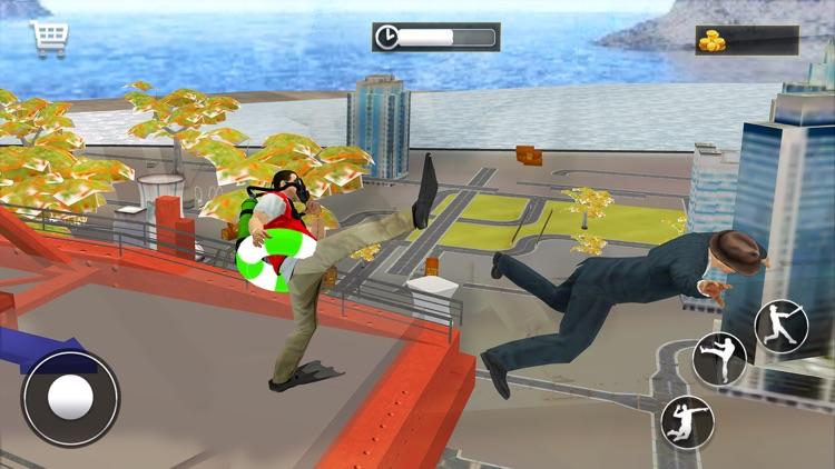 Ragdoll Fall Action Stunts screenshot-4