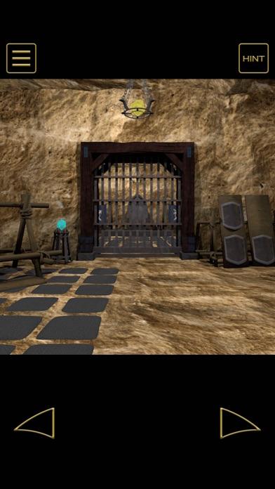 脱出ゲーム - 地賊団アジトからの脱出のスクリーンショット2