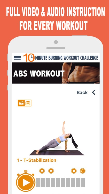 10 Minute Burning Workout PRO