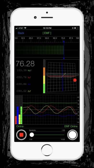 Ghost Science M3 screenshot 5