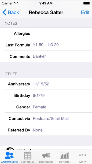 Mychair Salon Book Clients Appointments Manager review screenshots