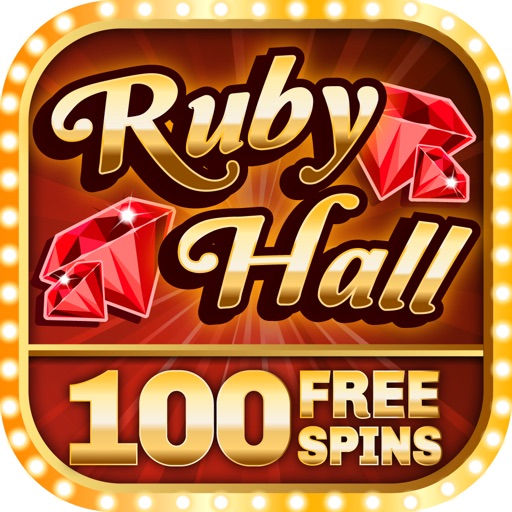 Slot Machine - Ruby Hall iOS App