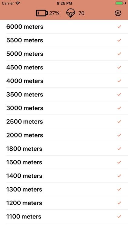 VOG-Altimeter