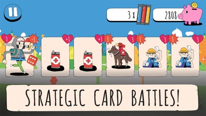Knights of the Card Table screenshot 1