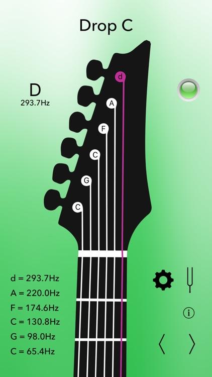 Electric Guitar Tuner Pro screenshot-6