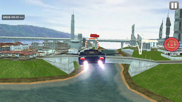 Real Flying Car Drive