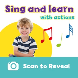 Letterland Sing and Learn - Scan to Reveal