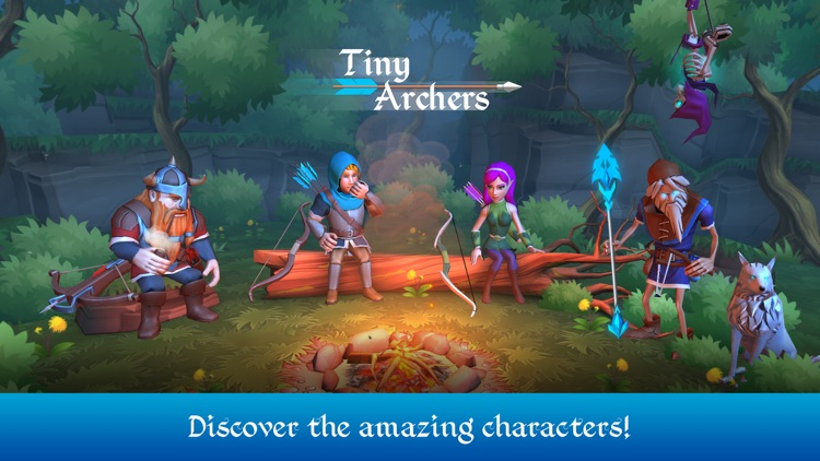 Tiny Archers screenshot-4