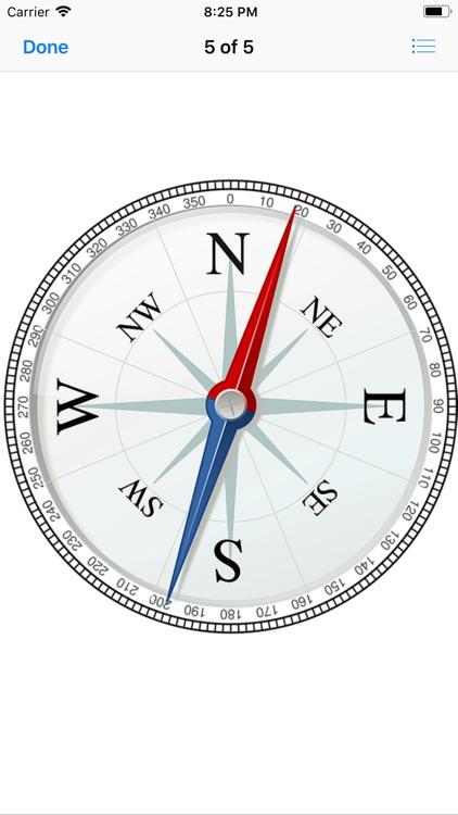 Compass Stickers screenshot-7