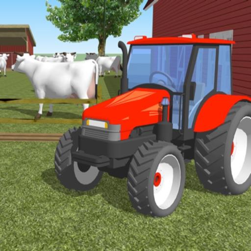 Farmers Simulation USA