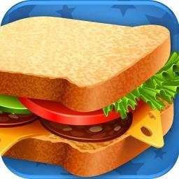 Cooking Games – Sandwich Maker