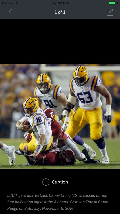 LSU Tigers Football News