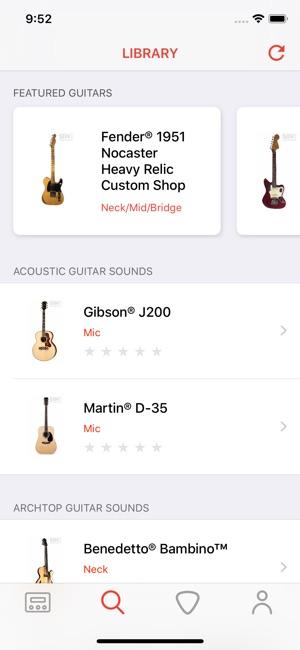 Sim1 Guitar na App Store