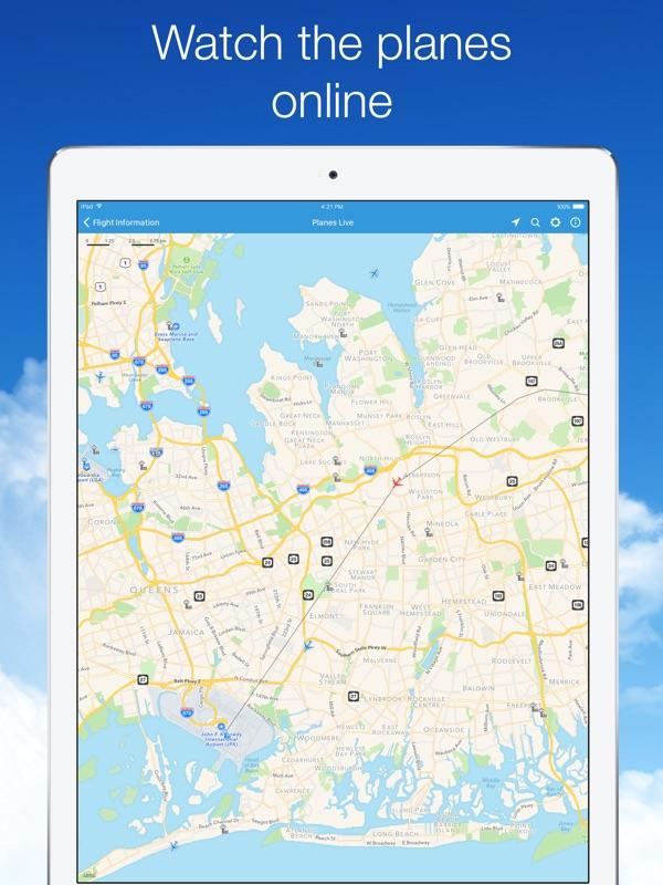 Planes Live - Flight Tracker Online Hack Tool