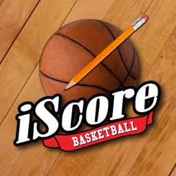 Ícone do app iScore Basketball Scorekeeper
