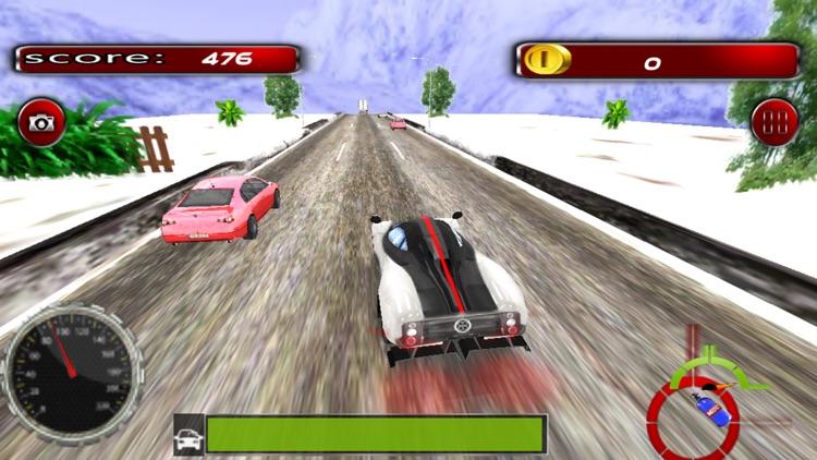 Real Speed Car Racing Thriller screenshot-4