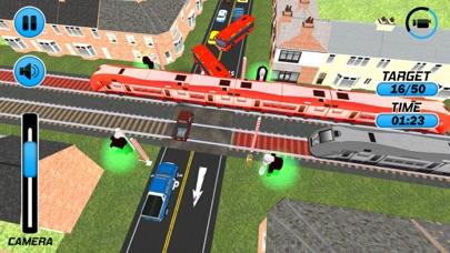 ユーロ 列車 道路 クロッシング 熱のおすすめ画像5
