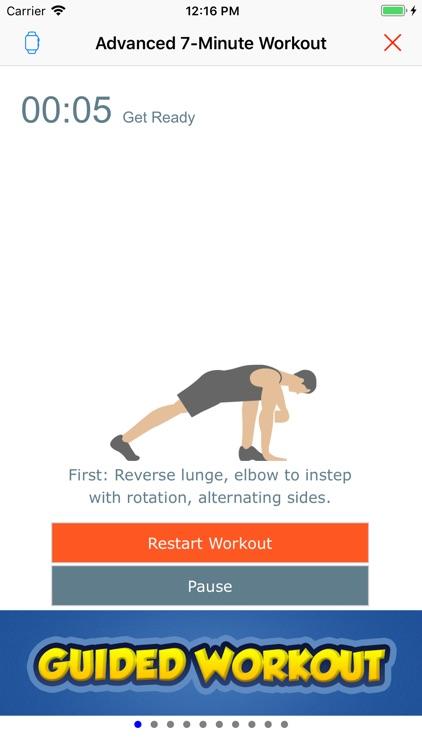 7-Minute Workout Guide screenshot-4