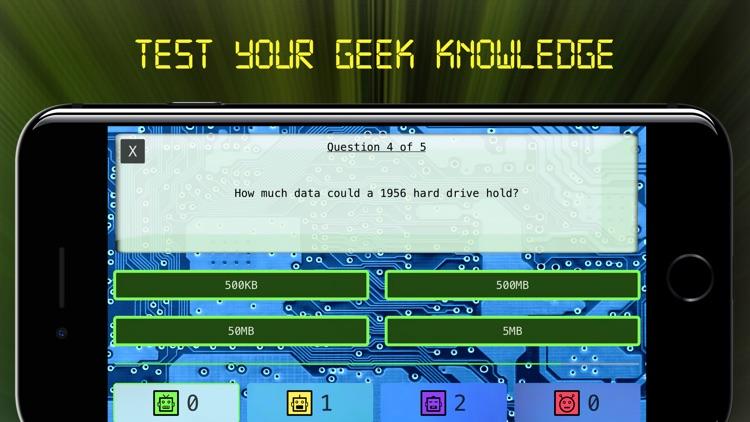 Geek Quiz screenshot-3