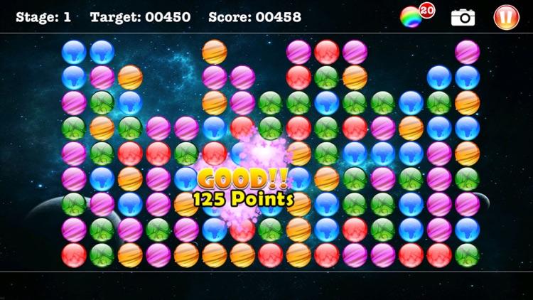 Popstar Bubbles - Brain Game