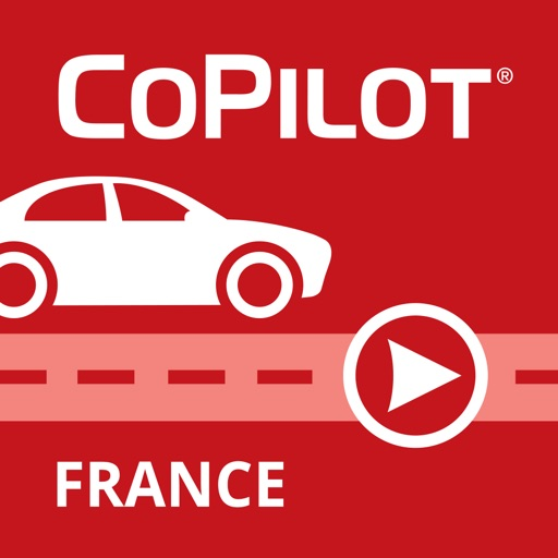 CoPilot France - GPS Navigation & Offline Maps