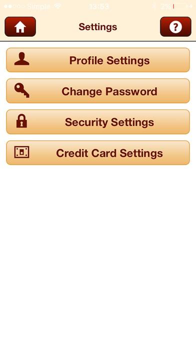 IRFCU Credit Card Screenshot