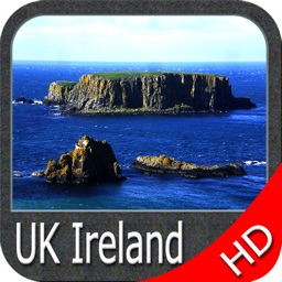 UK Ireland Nautical Charts HD