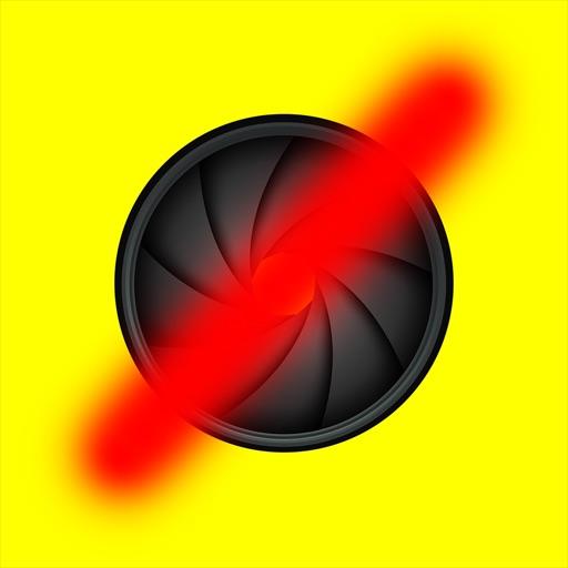 NO SHUTTER APP icon